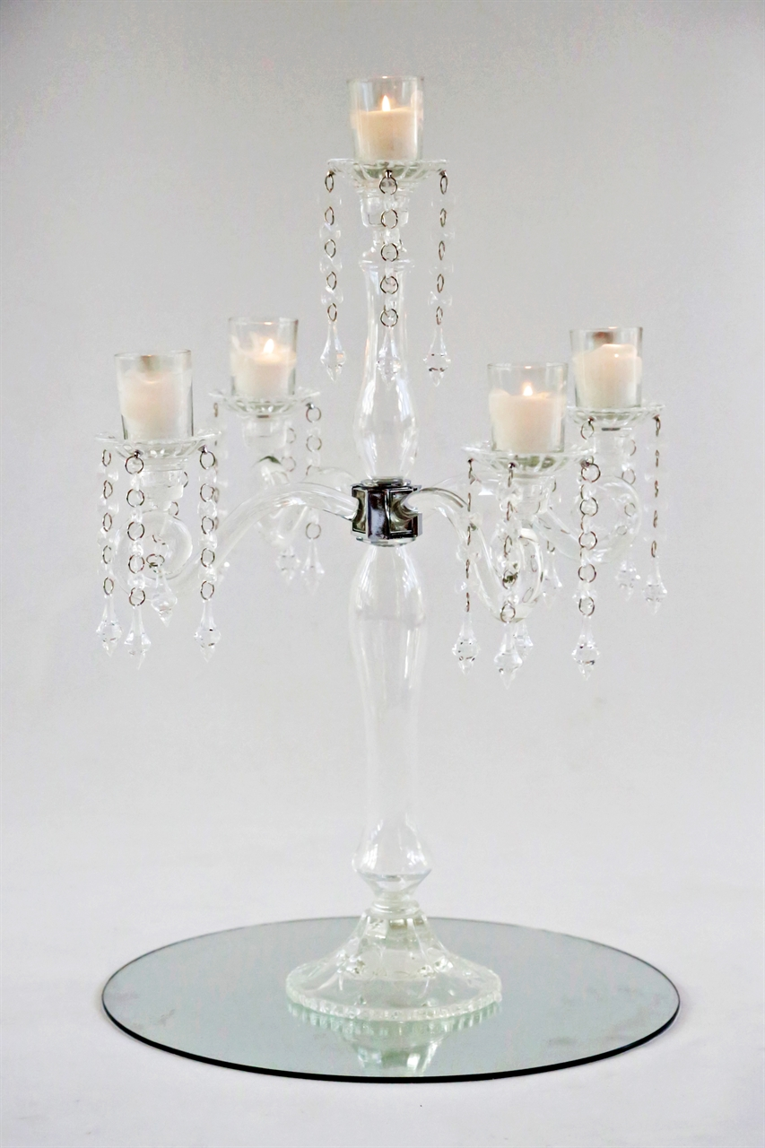 39 Modern Table Candelabra Centerpieces Table Decorating Ideas