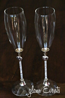 Picture of Toasting Flutes