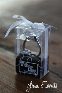 Picture of Crystal Bling Keyring