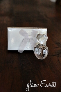 Picture of Crystal Perfume Bottle