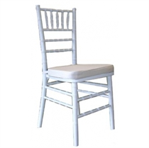 Picture of White Chiavari Chair